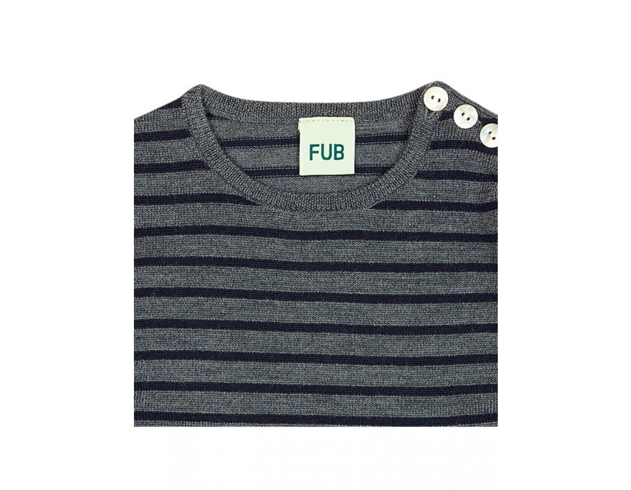 BABY STRIPED BLUSE-01