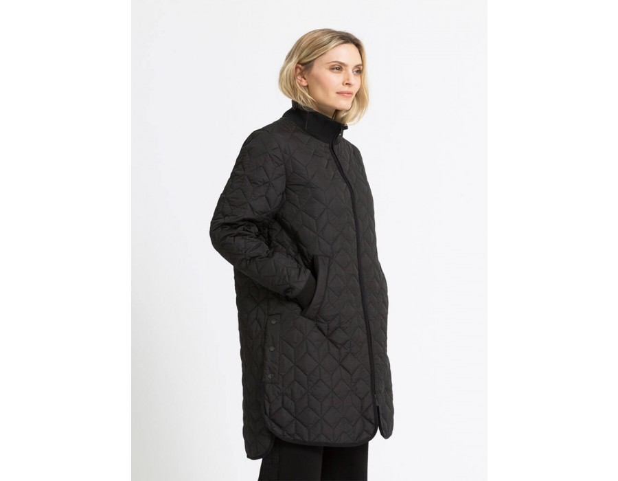 PADDED QUILT COAT-31