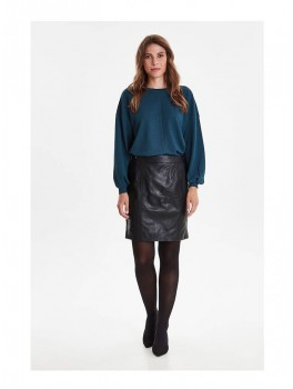 FRFALEATHER SKIRT-20