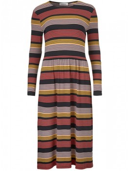 ROSS STRIPE DRESS-20